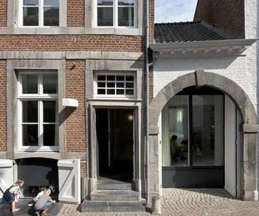 Wiel Arets et l'hôtel Zenden à Maastricht