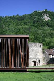 Restauration des Salines de Salins-les-Bains