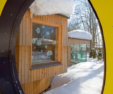 Olavi Koponen et la villa ronde