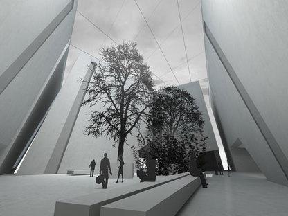 Pavillon italien à l'Expo de Shanghai 2010