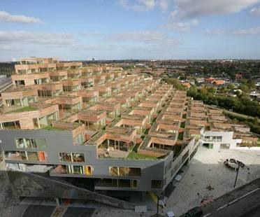 The Mountain : complexe résidentiel  à Copenhague