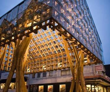Atelier Oslo et AWP : La Lanterne de Sandnes