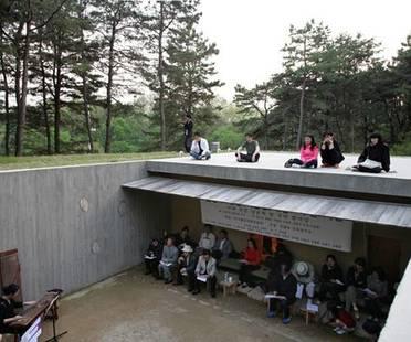 Byoungsoo Cho : Earth house en Corée du Sud