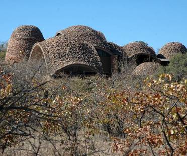 Peter Rich : Mapungubwe Interpretation Centre