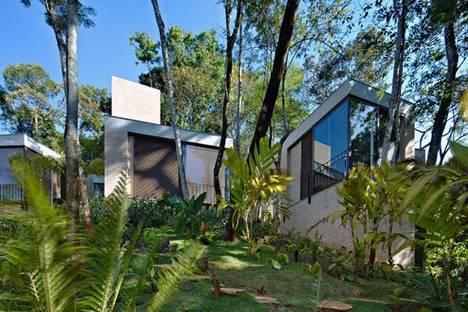 L'architecture dans la nature