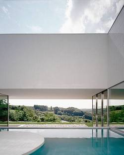 Il paesaggio attraversa la casa