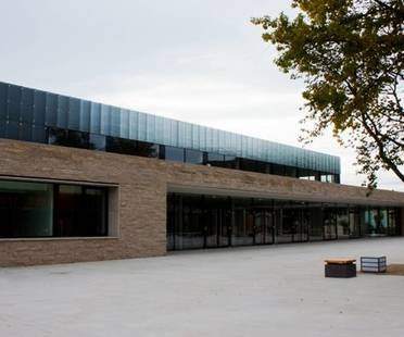 Wulf und partner : Schillerhalle à Dettingen