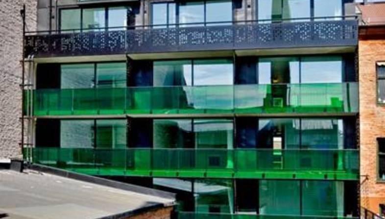 RRA architectes : immeuble à Grünerløkka, Oslo