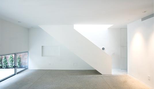Christoff Finio : petite maison à New York