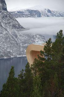 Itinéraires touristiques en Norvège : Aurland
