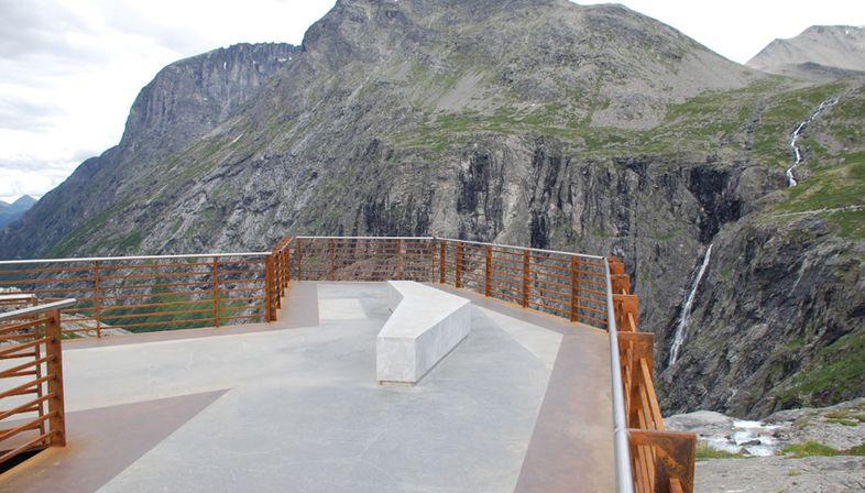 Itinéraires touristiques en Norvège : Trollstigen