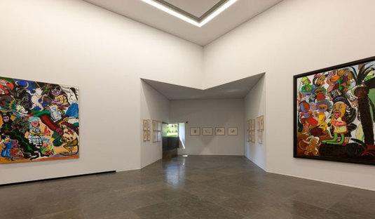 Souto de Moura : Musée Paula Rêgo