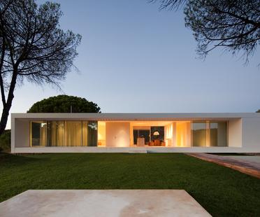 Pedro Reis : maison à Melides