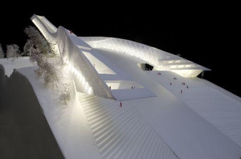 World Cup Nordic Oslo 2011 : Ski Jump de JDS