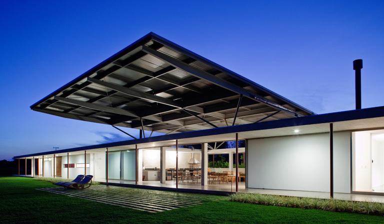 Andrade Morettin : maison longue à São Paulo