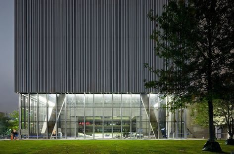 REX/OMA : The Dee and Charles Wyly Theater