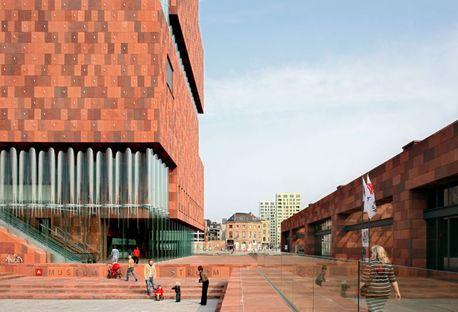 Neutelings Riedijk : Museum Aan De Stroom