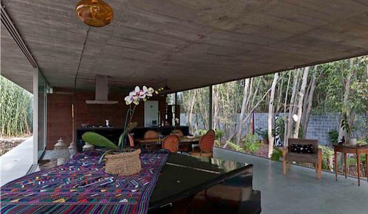 Cano Briceño : maison La Semilla à Jiutepec