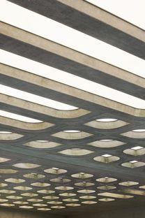 Zaha Hadid : Aquatic Centre à Londres