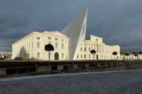 Libeskind : Dresden Museum of Military History