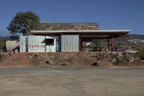 Cano Briceño : Café et Estudio 5 pour artistes