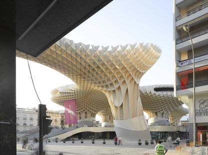 J. Mayer H. : Metropol Parasol à Séville