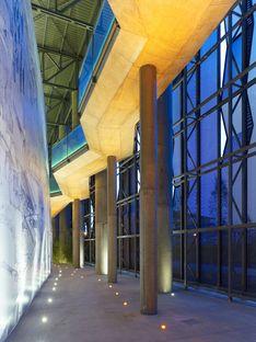 Arolat : Raif Dinçkök Yalova Cultural Center