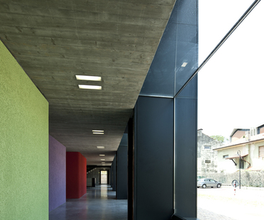 Gri e Zucchi: Casa della Musica a Cervignano