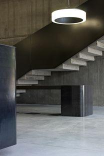 Gri et Zucchi : Maison de la Musique à Cervignano