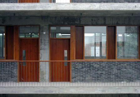 TAO : nouvelle école élémentaire à Xiaoquan