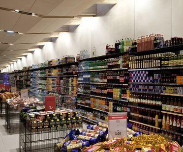 Fügenschuh : supermarché MPreis à Wiesing