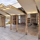 TYIN : hangar pour bateaux en Norvège