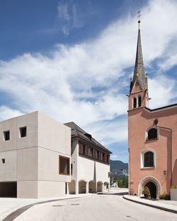 Fügenschuh : nouvelle école à Rattenberg