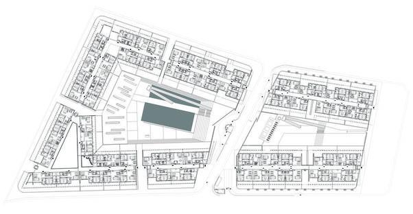 Arolat : complexe résidentiel à Istanbul