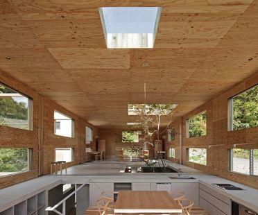 UID architects : Nest, la forêt comme maison