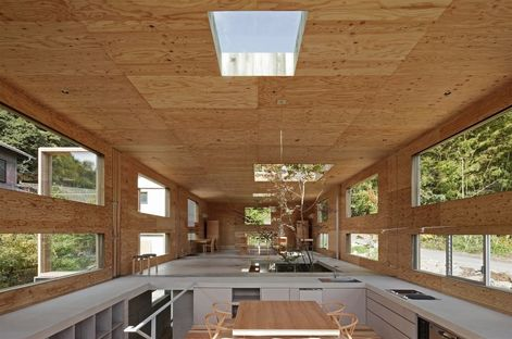 UID architects : Nest, la forêt comme maison