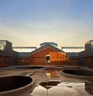 Exit : de prison à centre culturel de Palencia