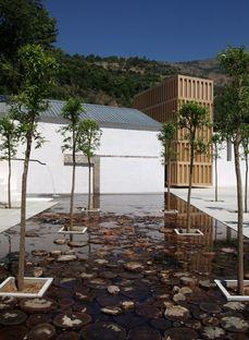 J. D. Santos: Musée de l'eau à Lanjarón