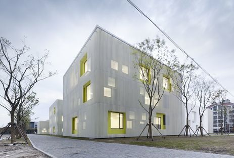 Deshaus: Qingpu Youth Center à Shanghai