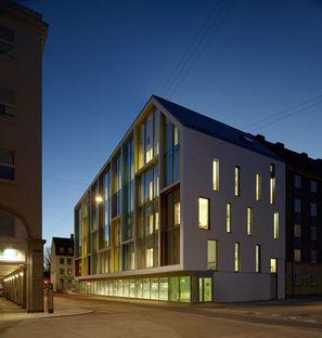 C. F. Møller : Sølvgade School à Copenhague