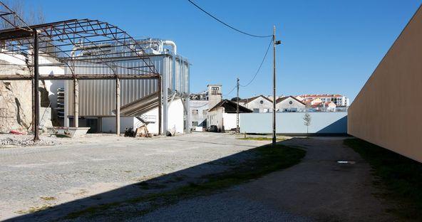 Souto de Moura : école à Portalegre