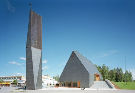 Lassila Hirvilammi : église de Jyväskylä