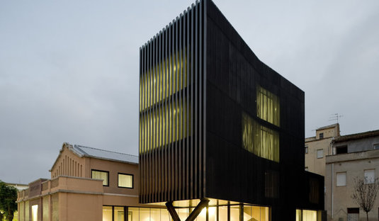 Camps-Felip : Centre culturel Ferreries à Tortosa