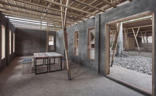 Tyin Architects: Cassia Coop Training Centre à Sumatra