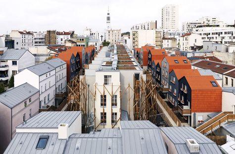 François: Logements et ateliers Eden Bio à Paris