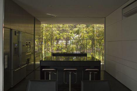 Chang Architects: maison dans la nature à Singapour
