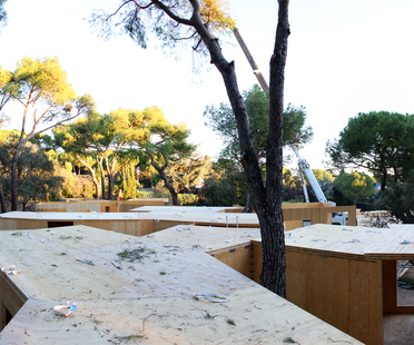 FRPO Rodriguez & Oriol: maison MO à Madrid