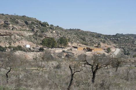 "Centre pour la visite des peintures rupestres ""Roca dels Moros"""