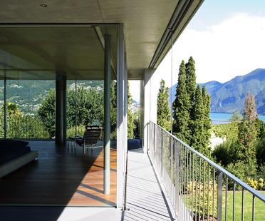 Panzeri: villa familiale dans le Canton du Tessin