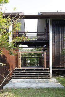 Baan Dumneon, maison de vacances en Thaïlande
